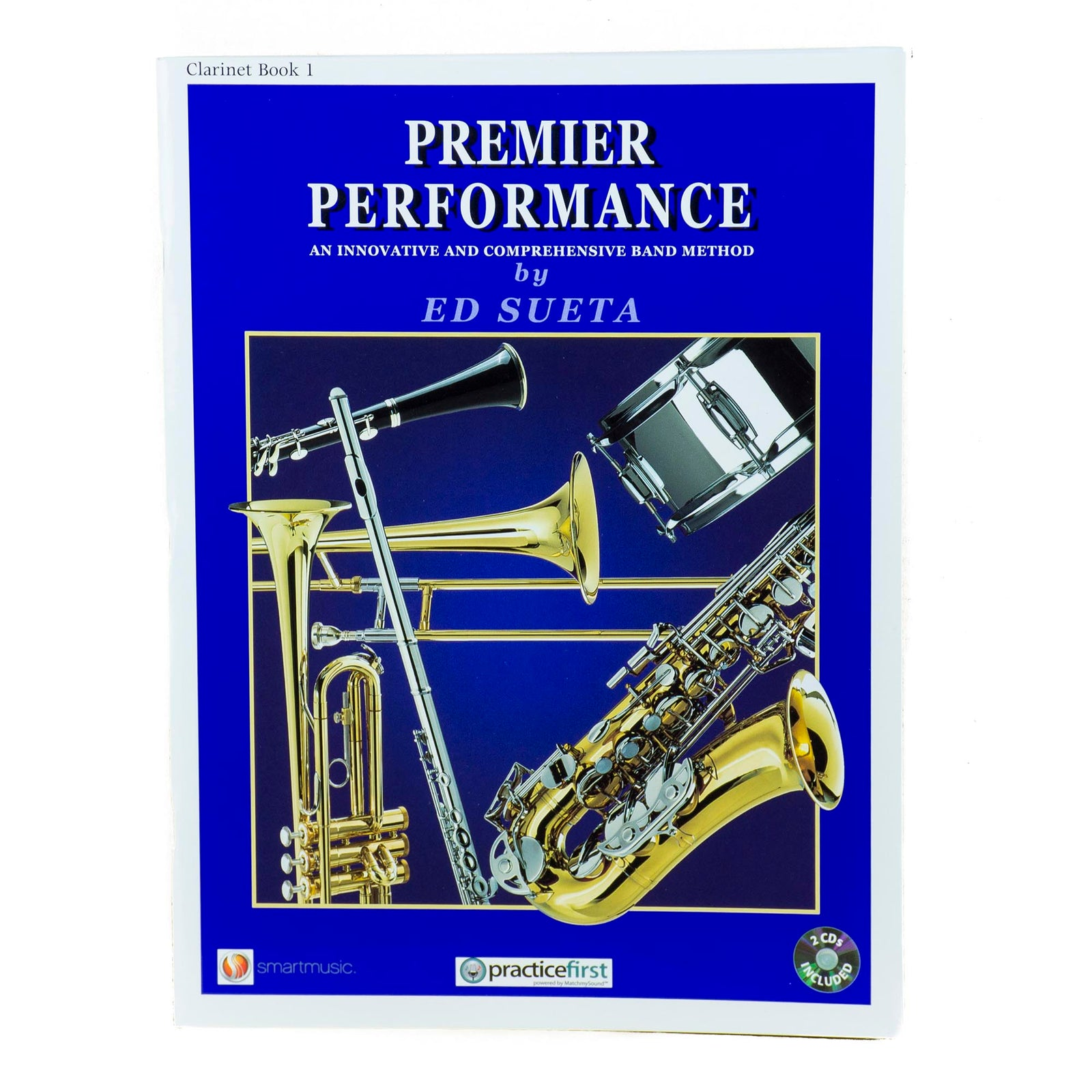 Premier Performance Clarinet Book 1 With CD