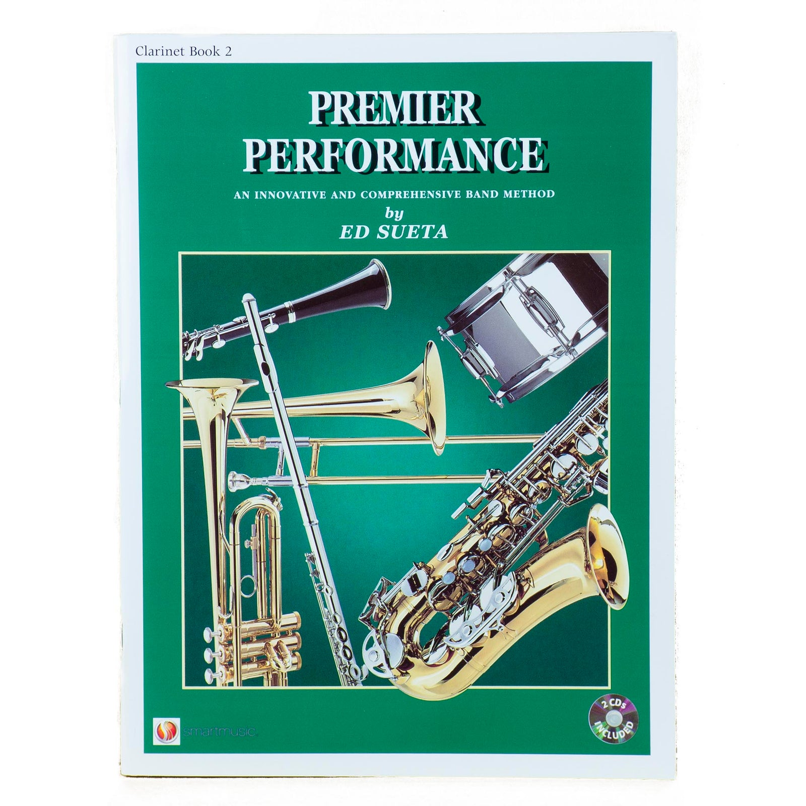 Premier Performance Clarinet Book 2 With CD