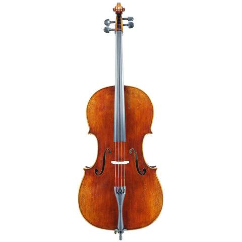 Doetsch Intermediate Violin - 4/4 - Carved - Violin Only
