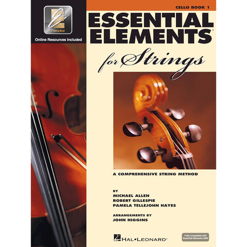 Essential Elements - Cello Book 1