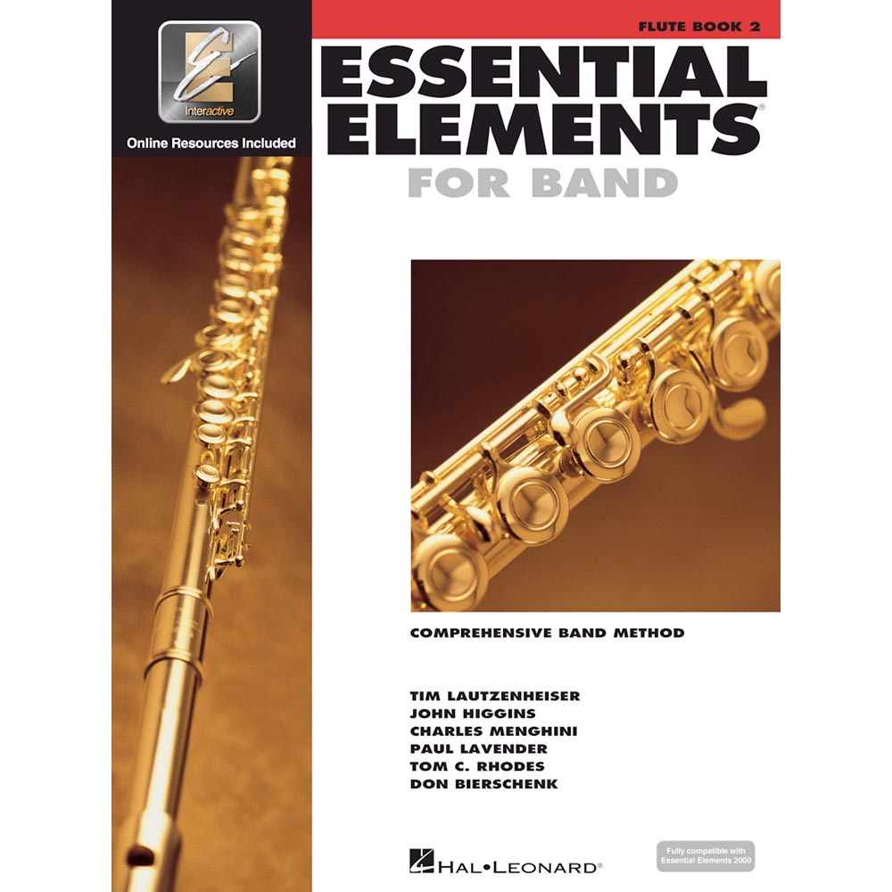 Essential Elements - Flute Book 2