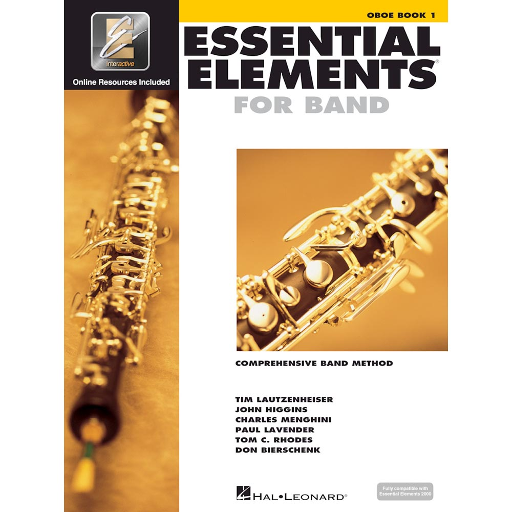 Essential Elements - Oboe - Book 1