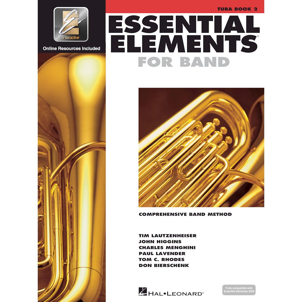 Essential Elements - Tuba Book 2