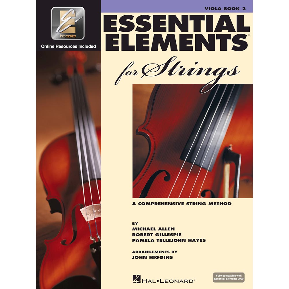 Essential Elements - Viola Book 2
