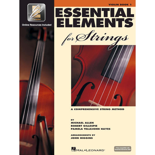 Essential Elements - Violin Book 1