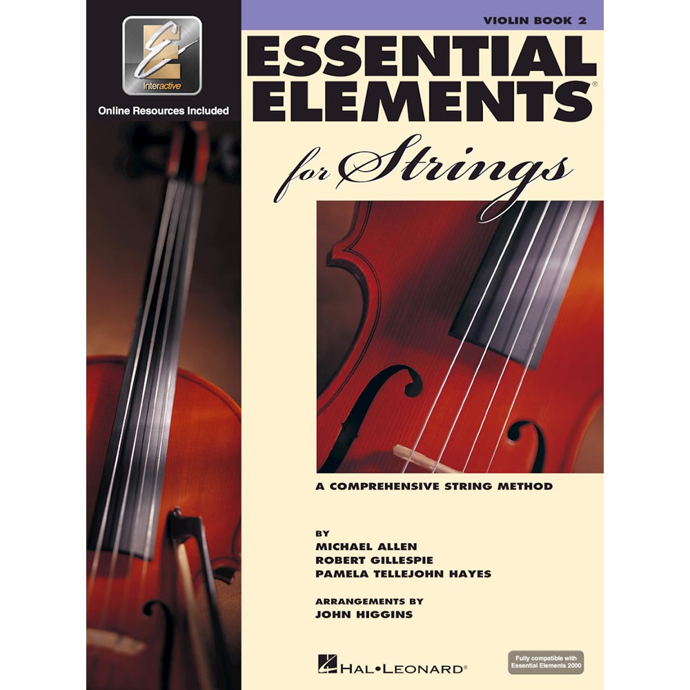 Essential Elements - Violin Book 2