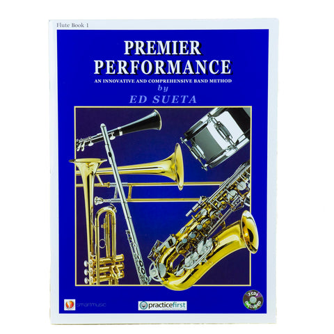 Standard Of Excellence Flute Enhanced Book 1