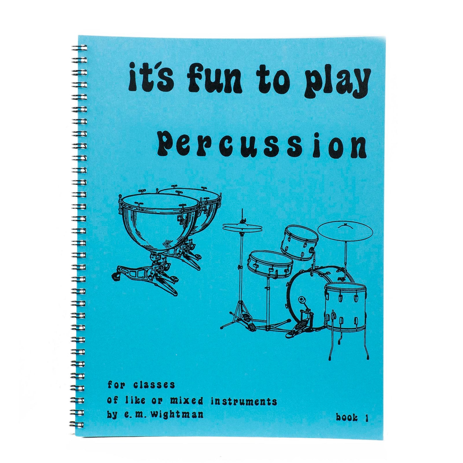 It's Fun To Play Percussion