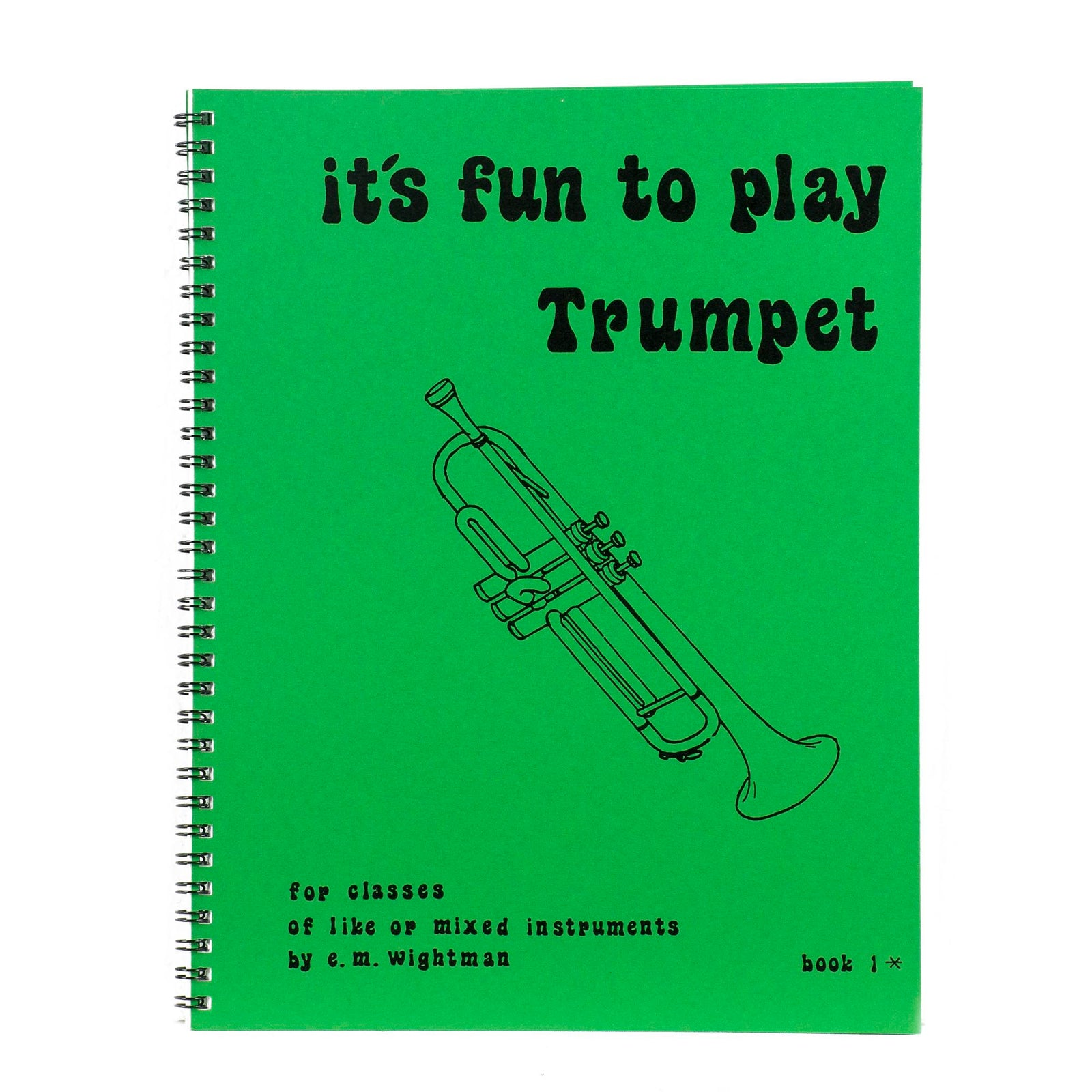 It's Fun To Play The Trumpet