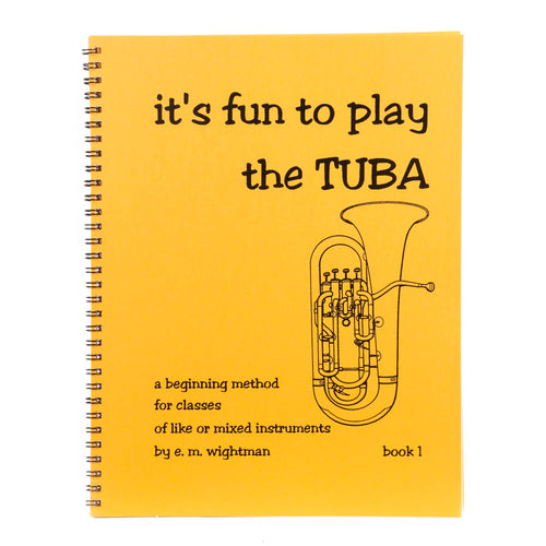 It's Fun To Play The Tuba