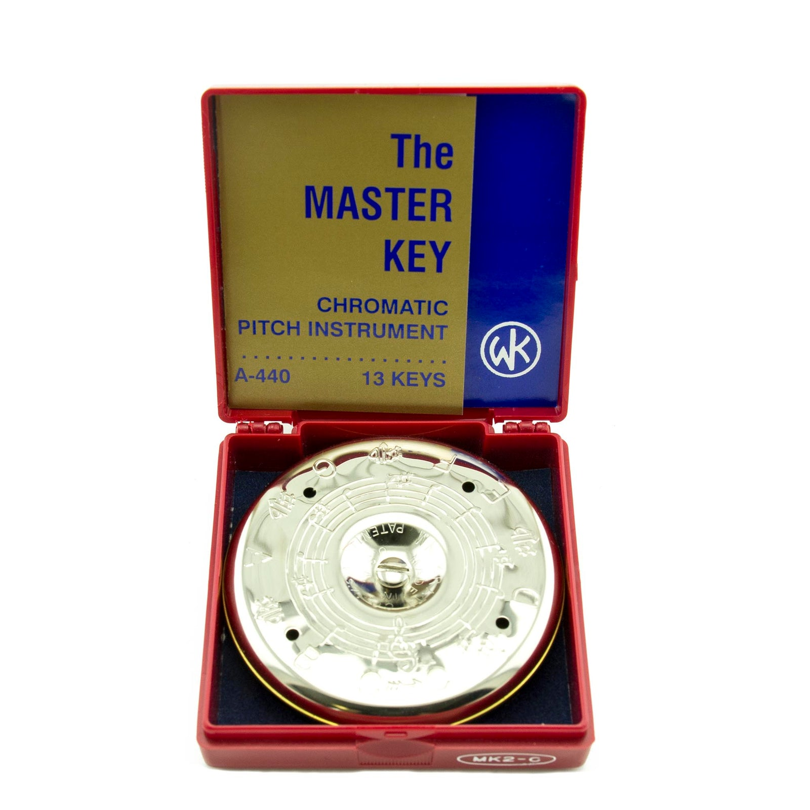 Kratt C-C Chromatic Pitch Pipe