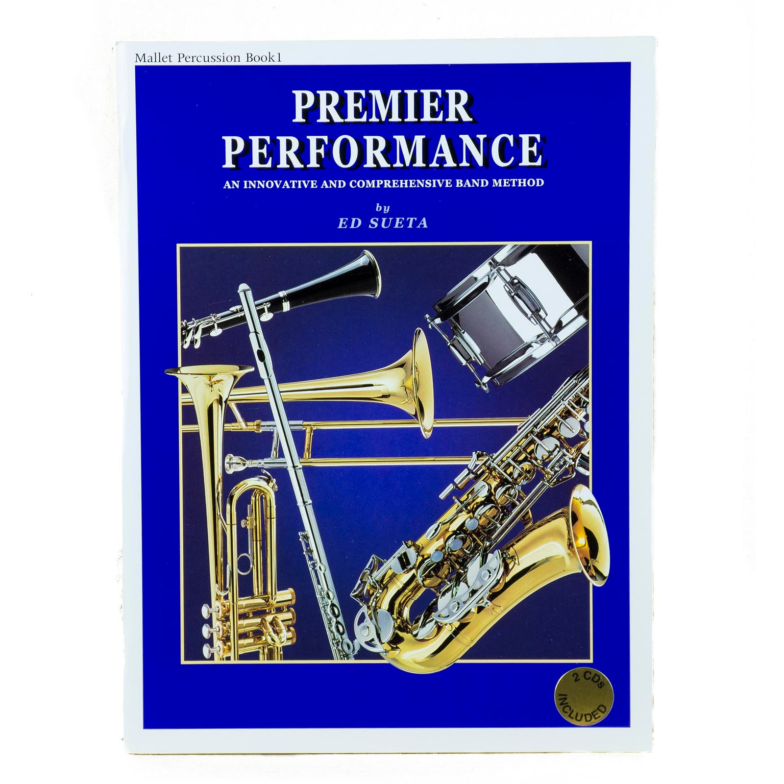 Premier Performance Mallet Percussion Book 1 With CD