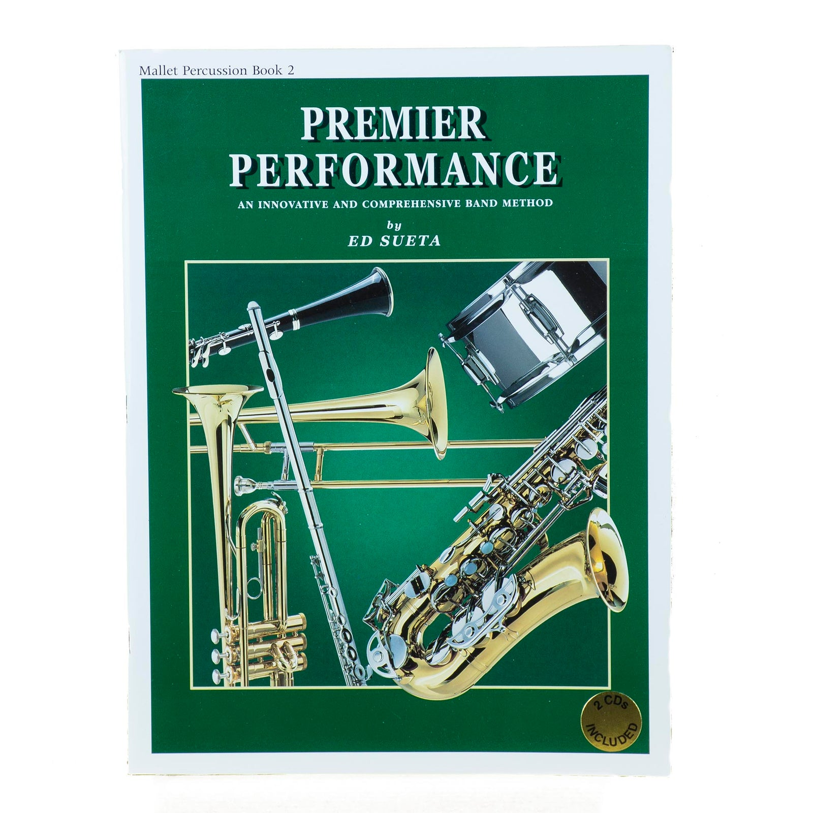 Premier Performance Mallet Percussion Book 2 With CD