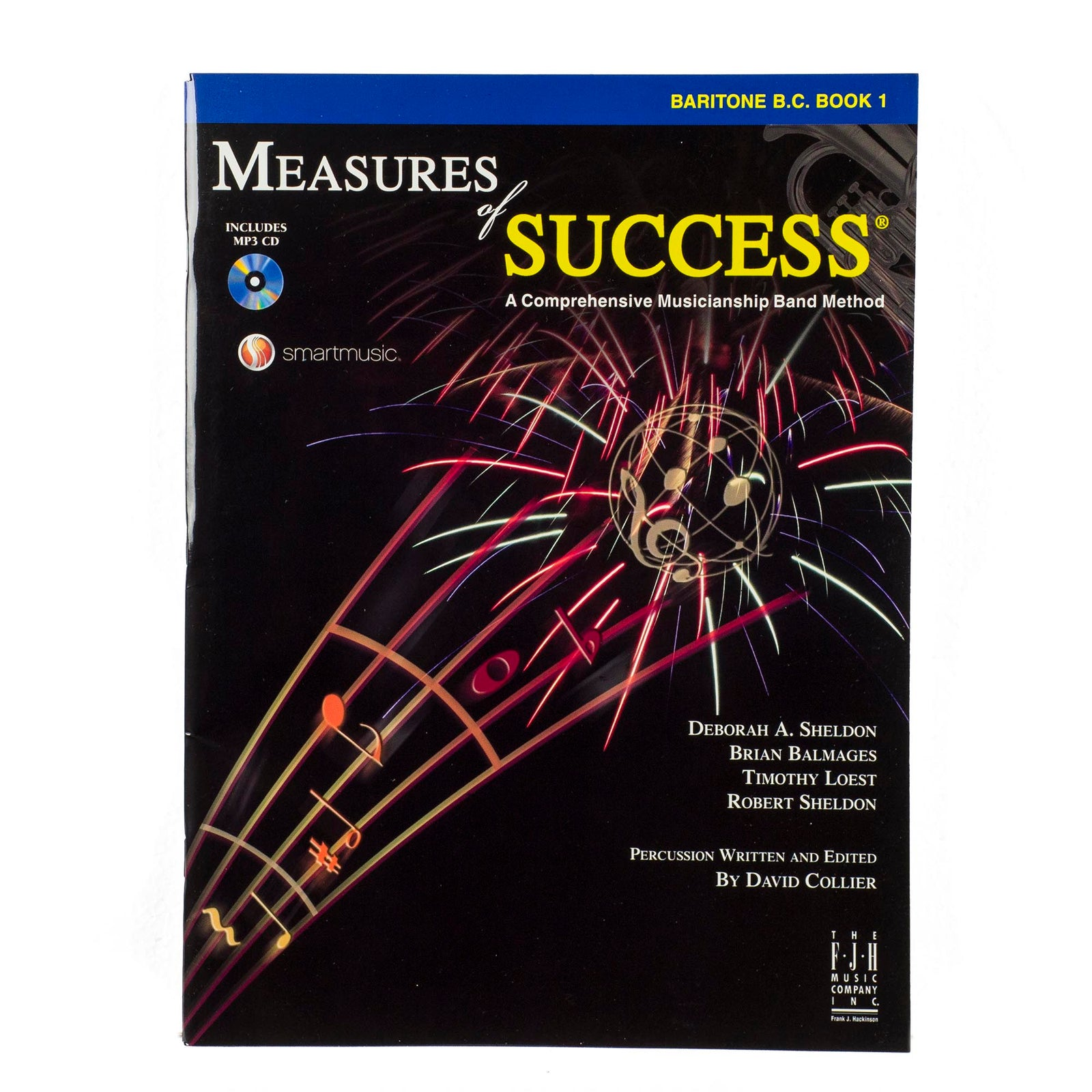 Measures Of Success - Baritone Horn BC Book 1
