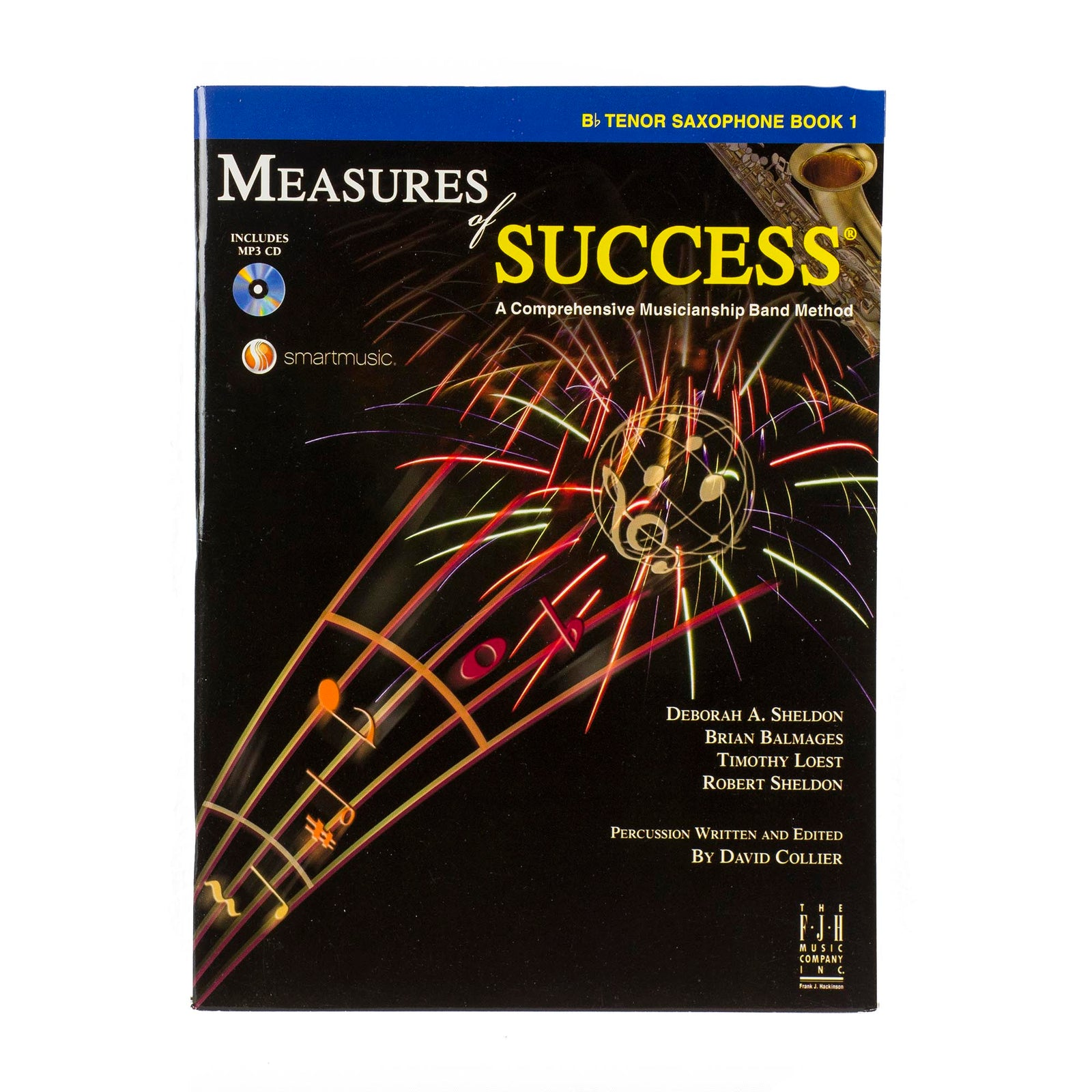 Measures Of Success - Tenor Sax Book 1