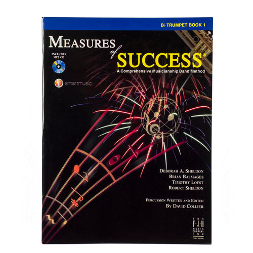 Measures Of Success - Trumpet Book 1