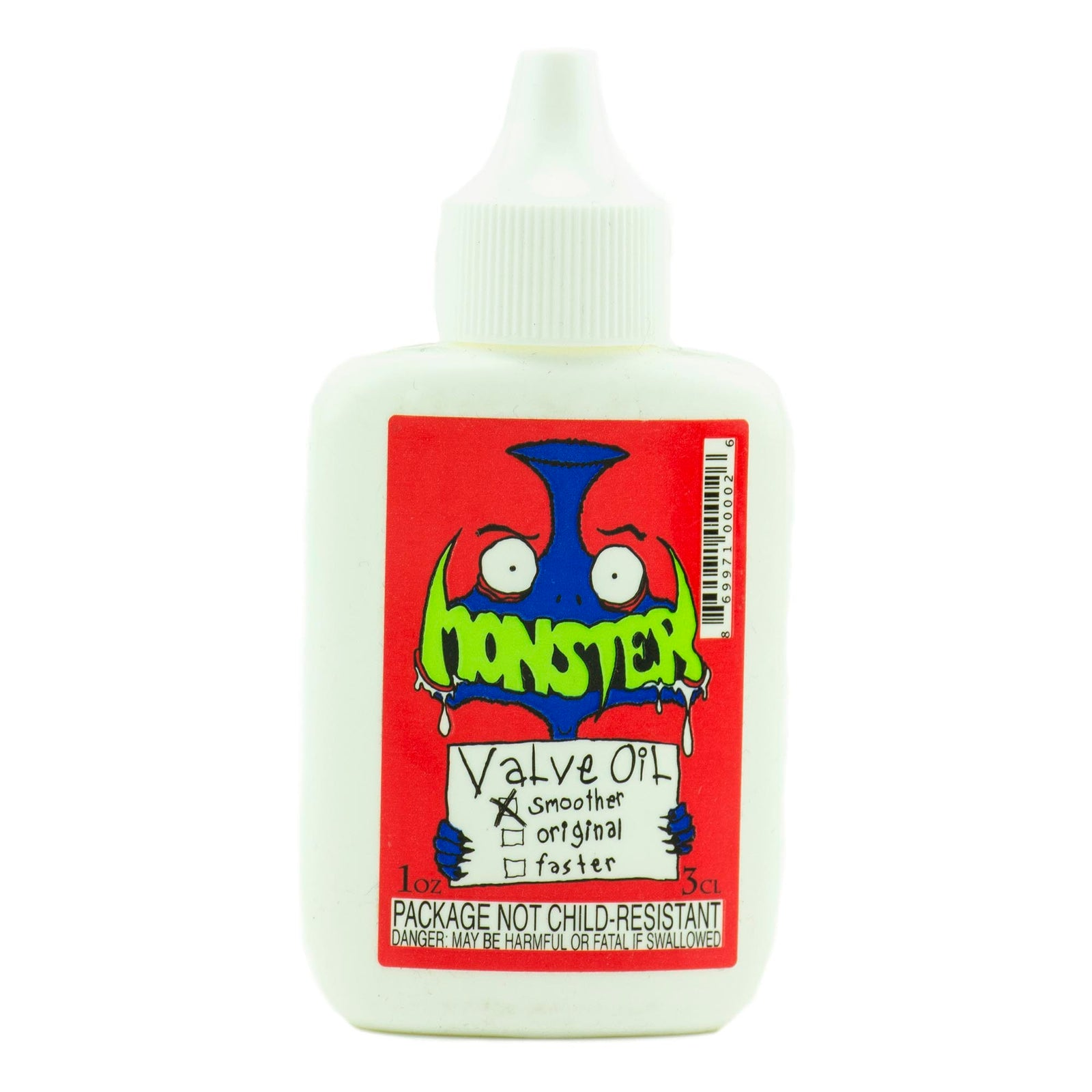 Monster Oil Synthetic Valve Oil - Smoother