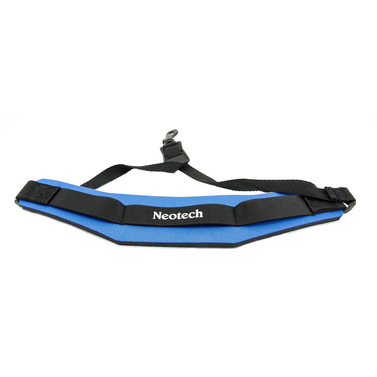 Neotech Neck Strap - Regular - Swivel Hook - Royal Blue