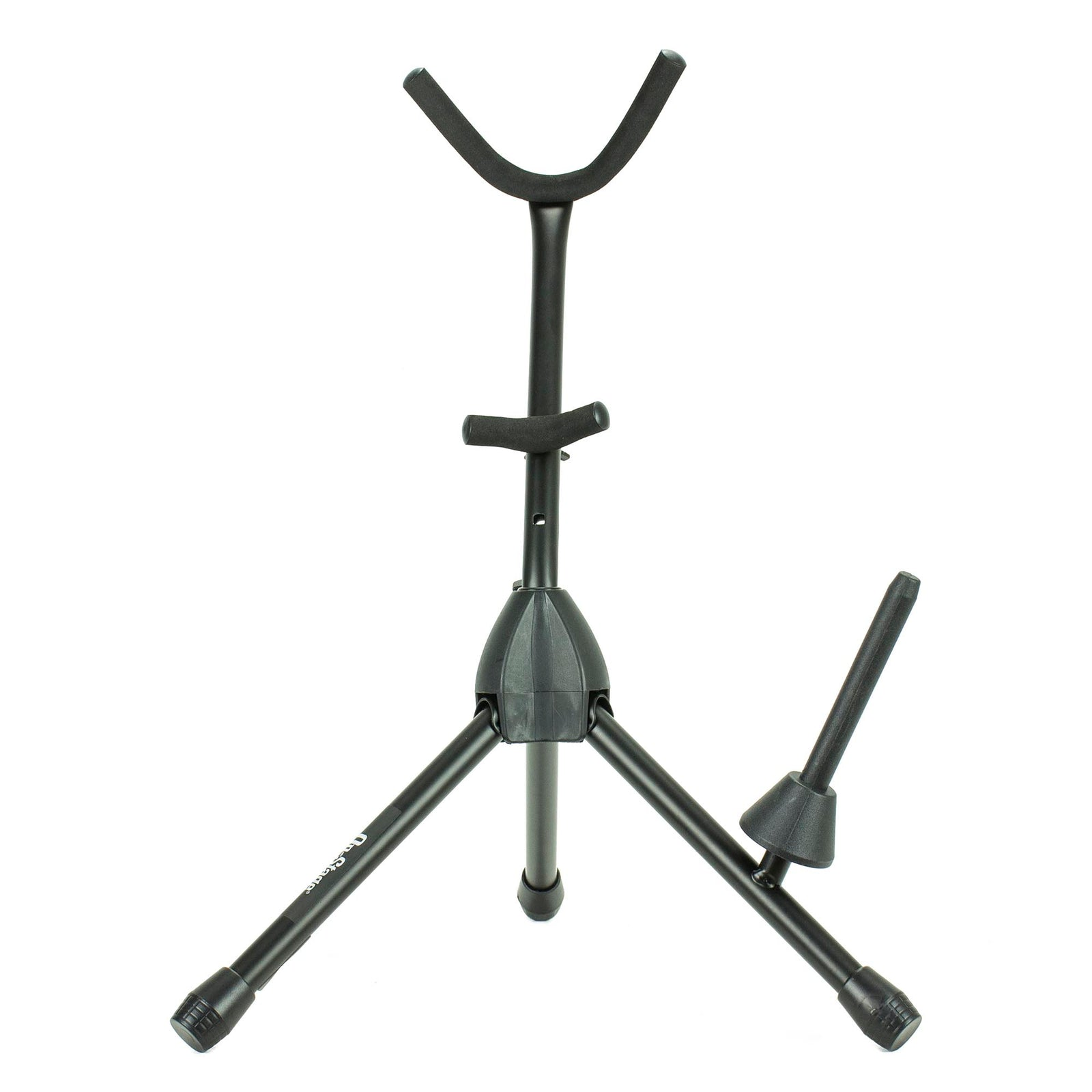 On Stage Alto/Tenor Sax Stand With Flute Peg