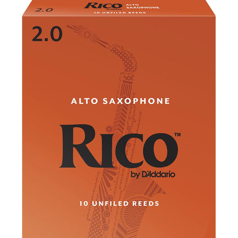 Rico by D'addario Bass Clarinet Reeds (3 Pack)