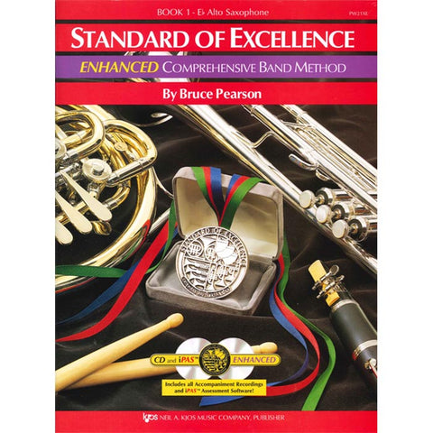 Standard Of Excellence Baritone B.C. Enhanced Book 2