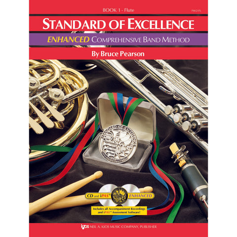 Standard Of Excellence Tuba Enhanced Book 1