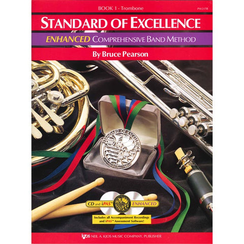 Tradition Of Excellence - Baritone/Euphonium T.C. Book 1