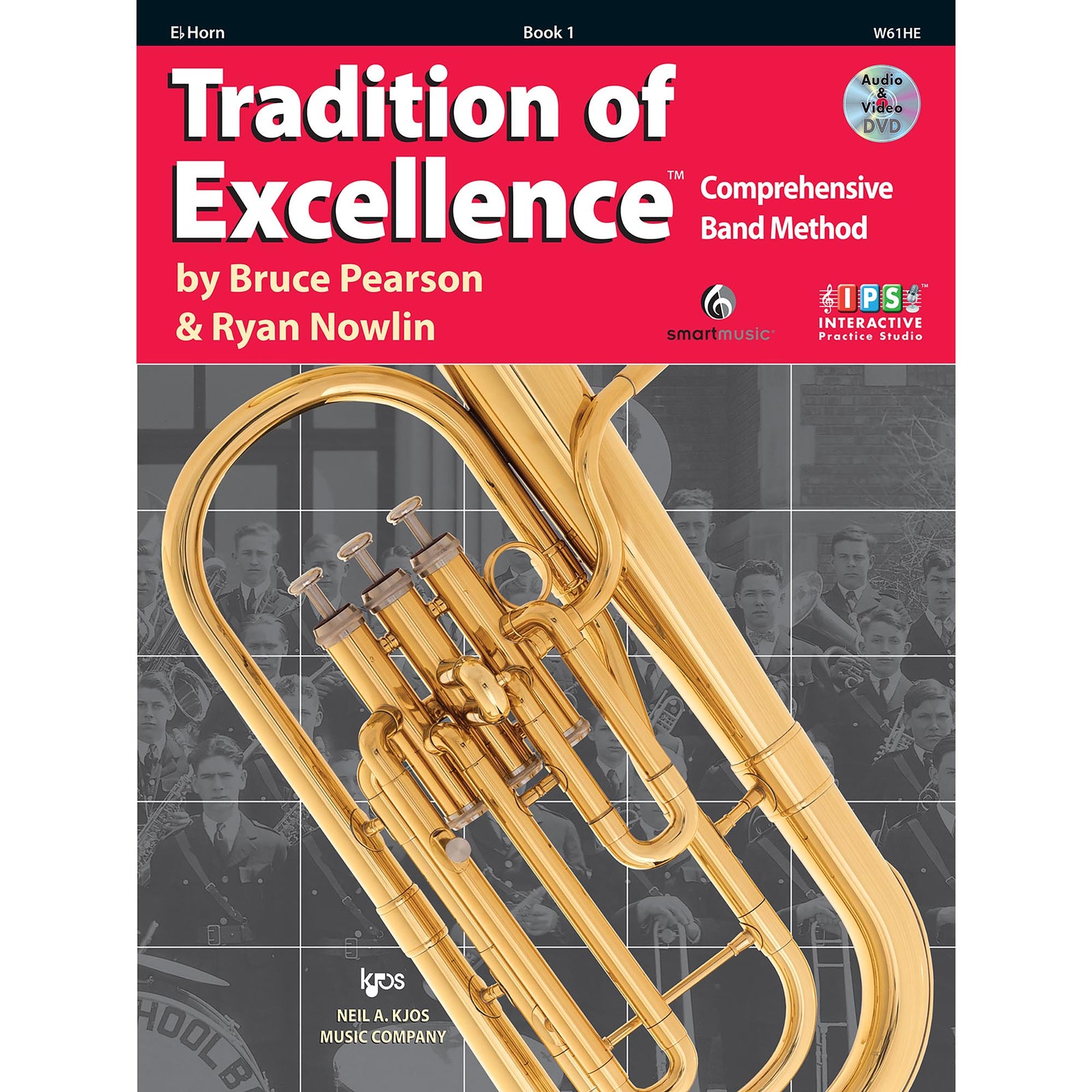 Tradition Of Excellence - EB Horn Book 1