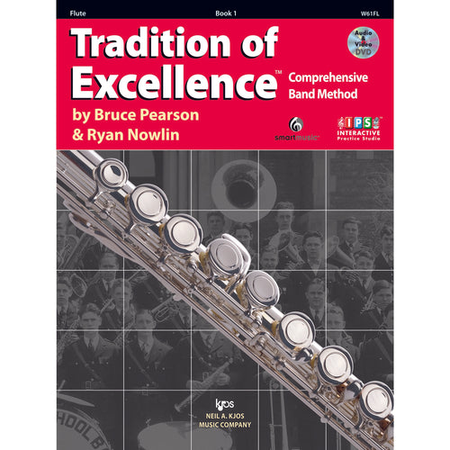 Tradition Of Excellence - Flute Book 1