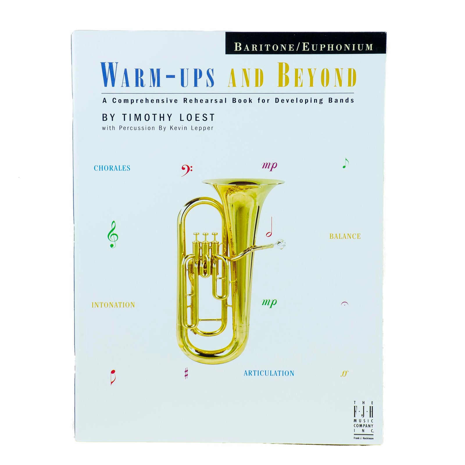 Warm-Ups And Beyond - Baritone B.C./Euphonium
