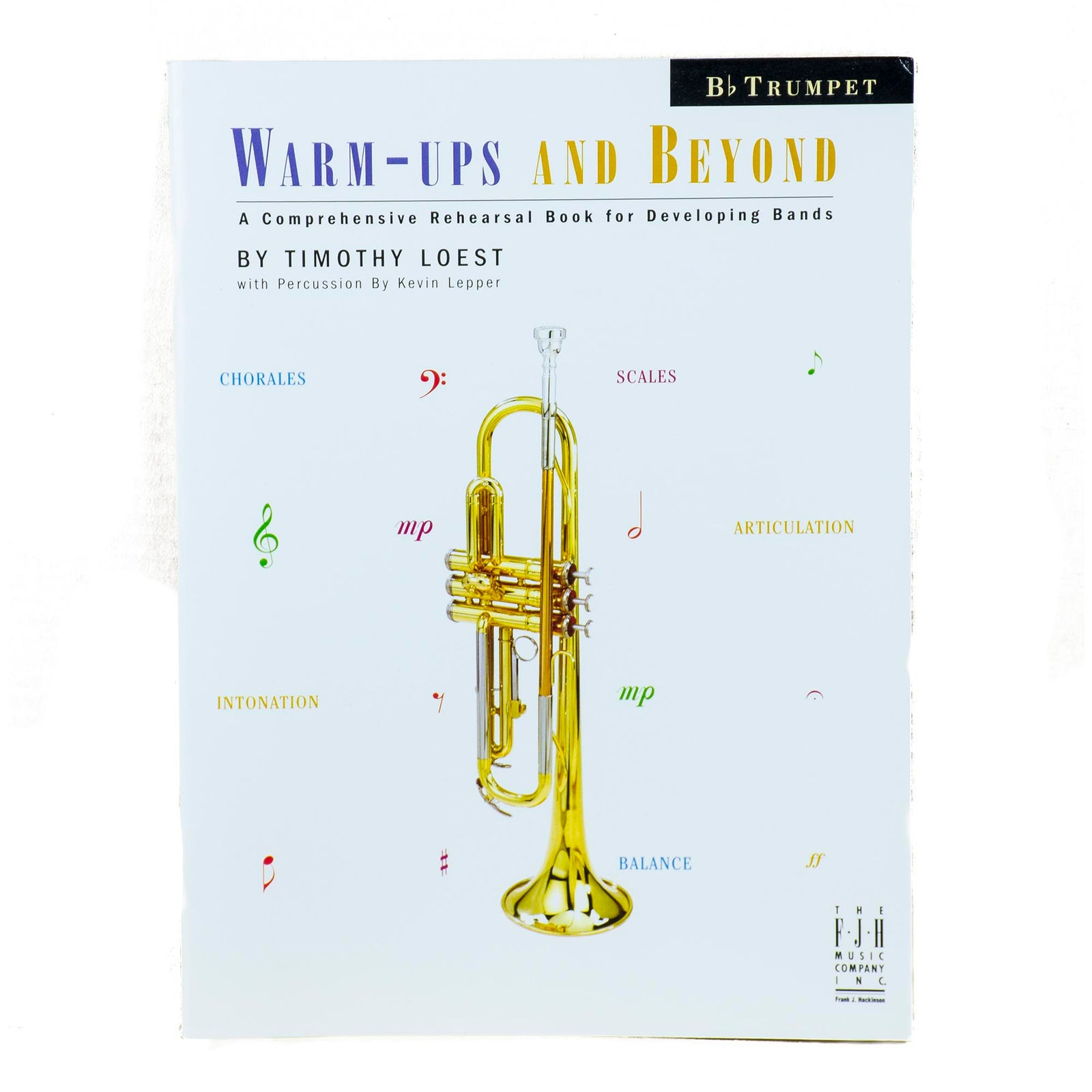 Warm-Ups And Beyond - Trumpet