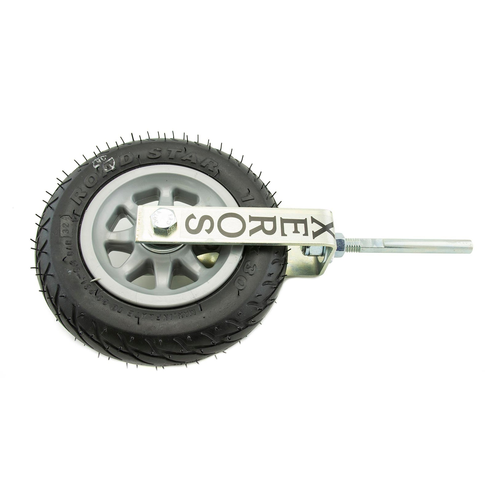 Xeros Upright Bass Transport Wheel