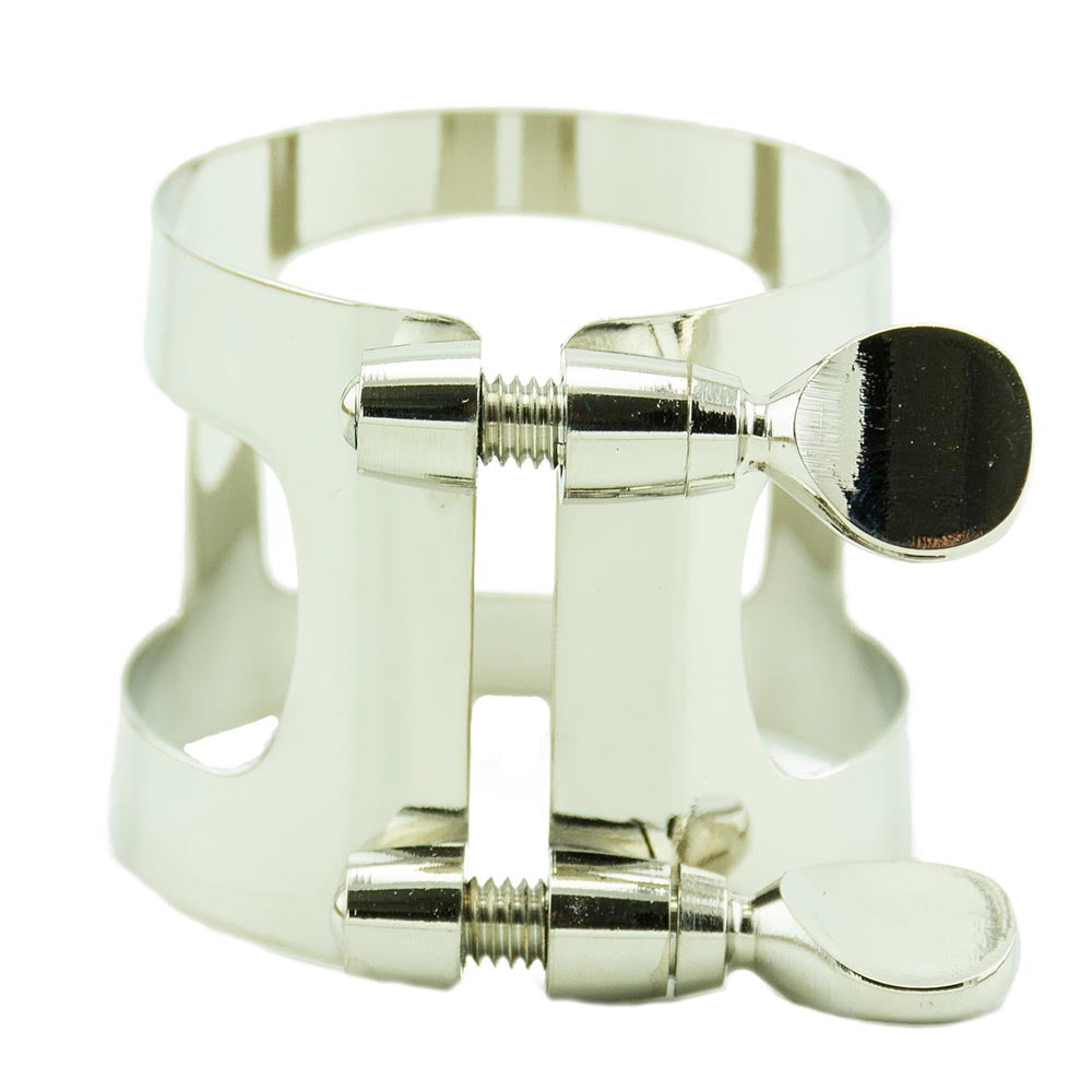 Yamaha - BB Bass Clarinet Ligature  - Nickel Plated