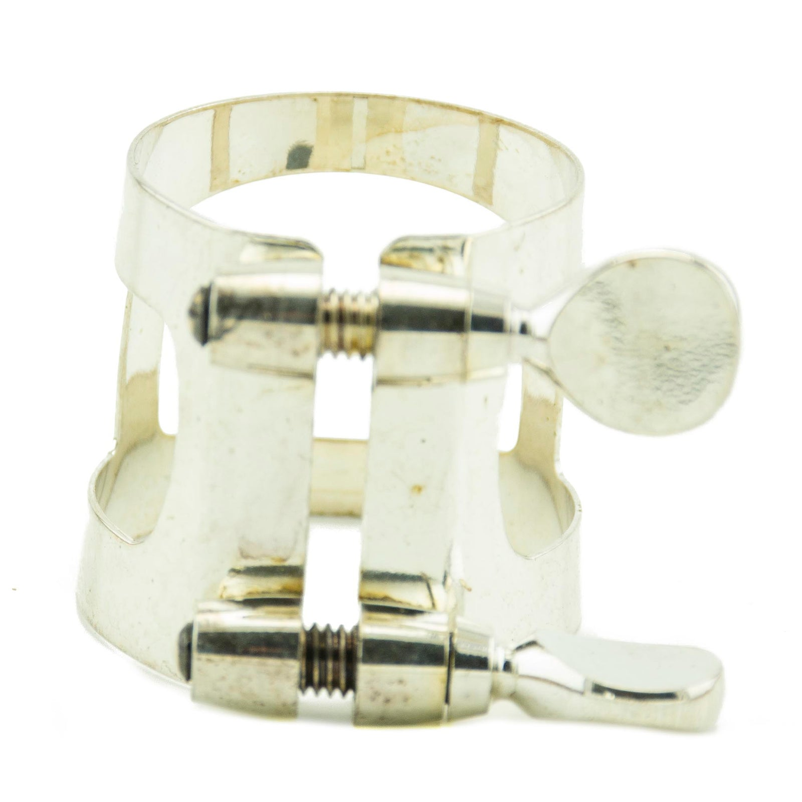 Yamaha - BB Clarinet Ligature - Silver Plated