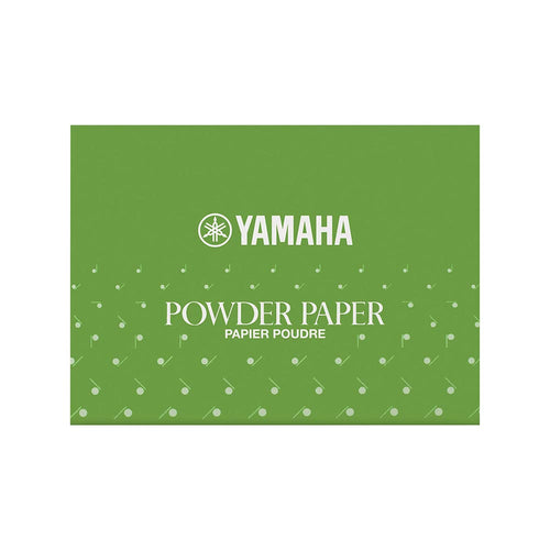 Yamaha Pad Paper - Powdered - 50 Sheets/Pack