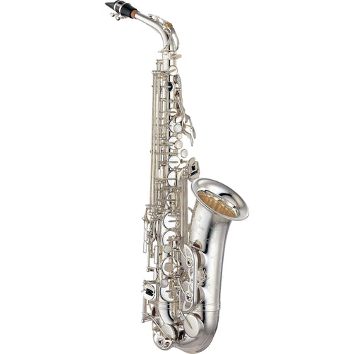 Yamaha Professional Alto Saxophone - Silver Plate