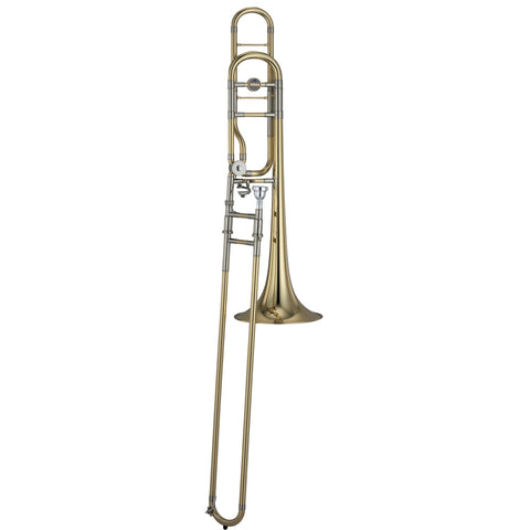 Yamaha Professional Trumpet - BB - Gold Brass Bell - Lacquer