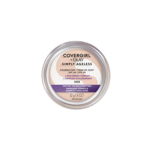 Covergirl + Olay Simply Ageless Foundation SPF28 12g