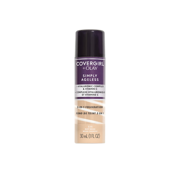 Covergirl + Olay Simply Ageless 3-in-1 Foundation 30mL