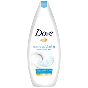 Dove Gentle Exfoliating Nourishing Body Wash 354mL