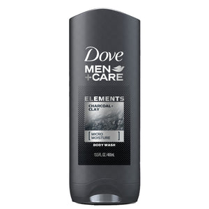 Dove Men+Care Elements Body + Face Wash 400mL