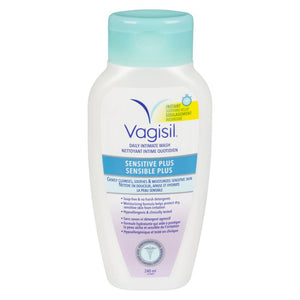 Vagisil Sensitive Plus Daily Intimate Wash 240mL