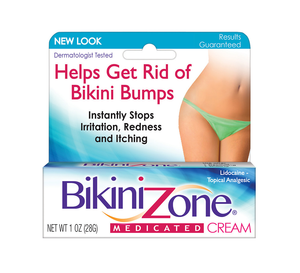Bikini Zone 2% Lidocaine Cream 28g