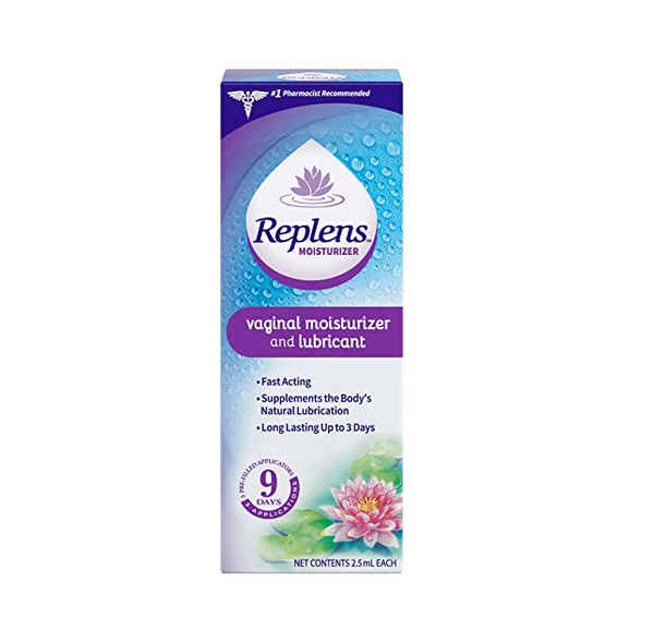 Replens Vaginal Moisturizer and Lubricant