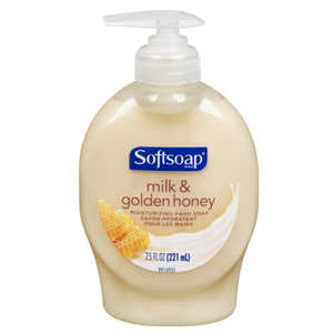 Softsoap Milk & Golden Honey Liquid Hand Soap 221ml
