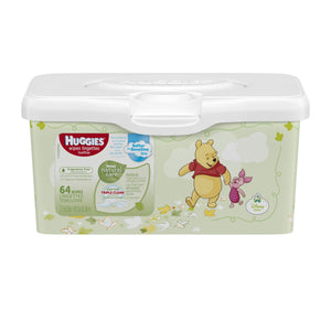 Huggies Natural Care Wipes 64 Count
