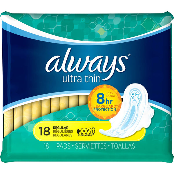 Always Ultra Thin Pads