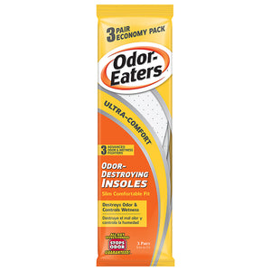Odor-Eaters Insoles 1 Pair