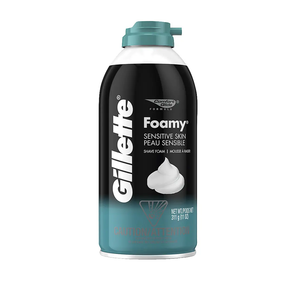 Gillette Foamy Sensitive Skin 311g