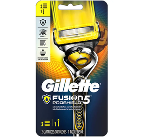 Gillette Fusion5 Proshield Razor 2 Cartridges